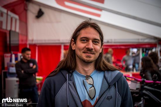 Falk Müller, Username: fwmone
