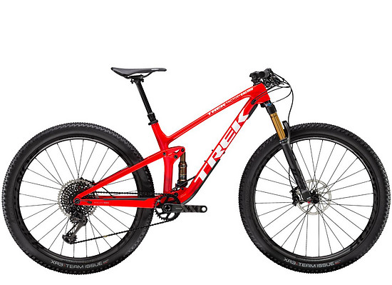 Trek Top Fuel 9.9
