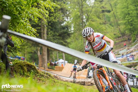 Die deutsche Podiumshoffnung für das Rennen in Nove Mesto