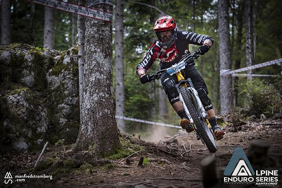 Michal Prokop siegte am Ende mit rund 14 Sekunden Vorsprung