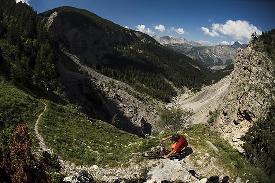 Landschaftlich unterscheidet sich die Trans Provence deutlich von den eher tropisch angehauchten Rennen in Neuseeland und Madeira