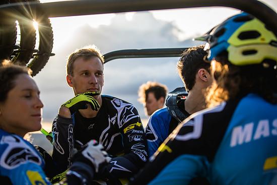 Nach dem positiven Doping-Befund hat Martin Maes die Strafe von 90 Tagen und die Aberkennung der beiden EWS-Siege in Rotorua und Tasmanien bereits akzeptiert.