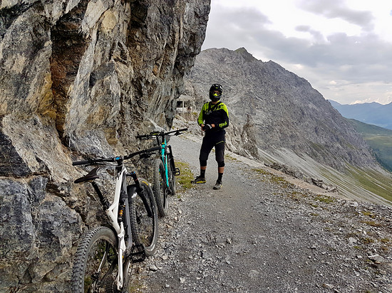 Chörbschhorn Trail Davos