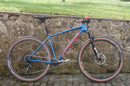 Specialized Chisel als Psychedelic Racer