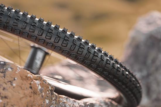 Die neuen e*thirteen All Terrain-Reifen kommen in zahlreichen Spezifikationen und eigenen sich für einen breiten Einsatzbereich