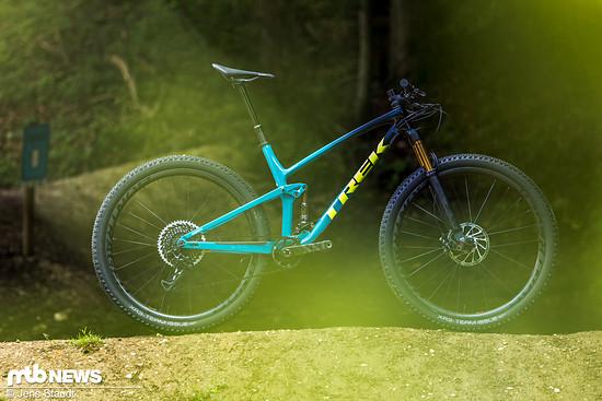 Weg vom reinrassigen Cross Country-Bike und hin zu einer Mischung aus Trailbike und XC-Bike