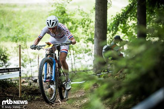 Anne Terpstra überraschte noch vor einer Woche mit ihrem ersten Weltcup-Sieg in Vallnord