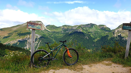 Commencal meta trail