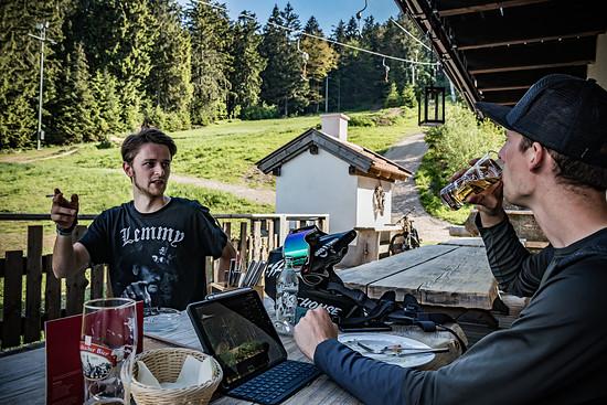 Im Gespräch mit Gnax (Wolfgang)