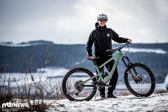 Nina hat in den vergangenen vier Jahren eine Blitzkarriere im Mountainbike-Sport hingelegt und bestreitet 2019 ihre erste volle World Cup-Saison als Privateer.