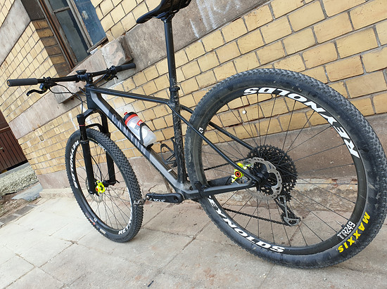 Canyon Exceed SL 8.0 Pro Race