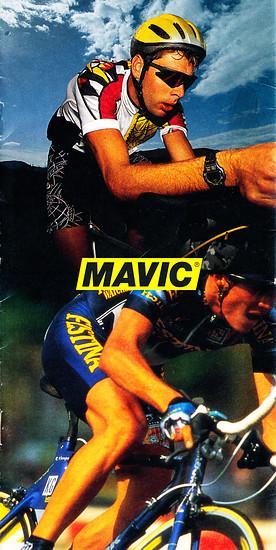Mavic Katalog '95 (9von9)