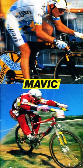 Mavic Katalog '95 (1von9)