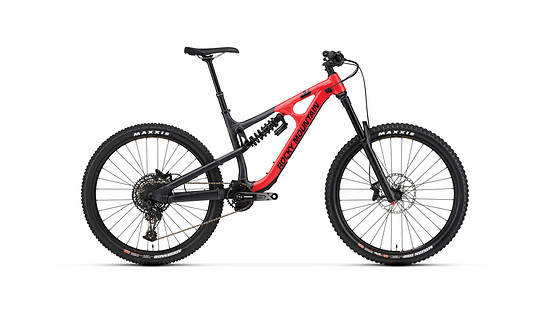 Slayer 27.5 A30 rot