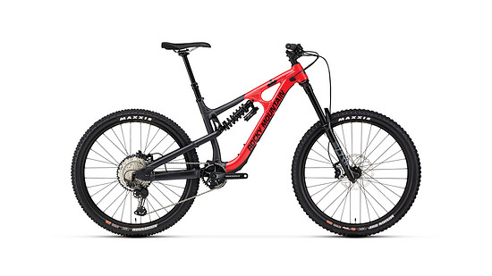 Slayer 27.5 A50 rot