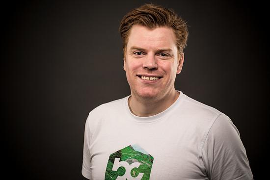 Geschäftsführer Philipp Simon