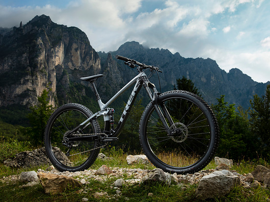 Fuel EX 5 Slate/Trek Black