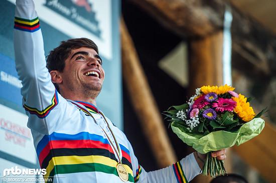 Die Downhill-WM ist jedes Jahr das absolute Highlight im Rennkalender