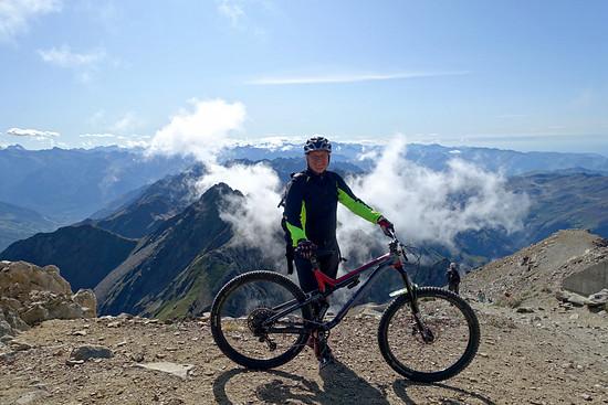 Gipfel des Pic du Midi