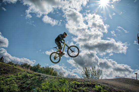 Summerday an der Jumpline Winterberg