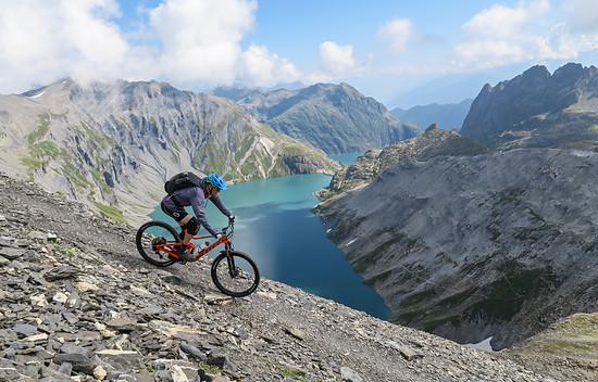 Alpine Lago-feeling