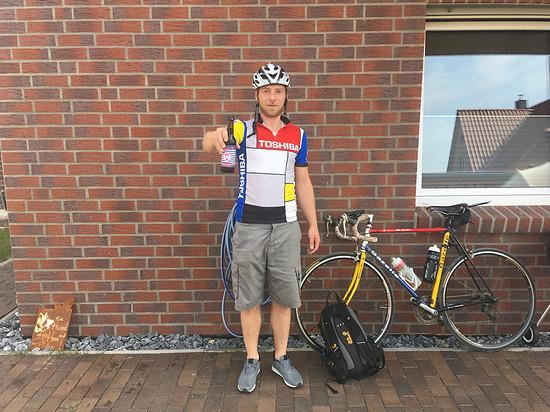 300 km in 24h
