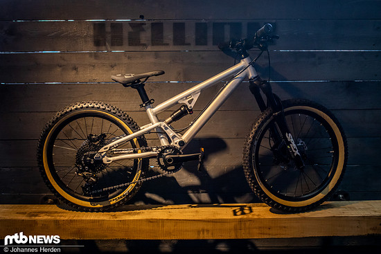 Early Rider Hellion 20 Fullsuspension