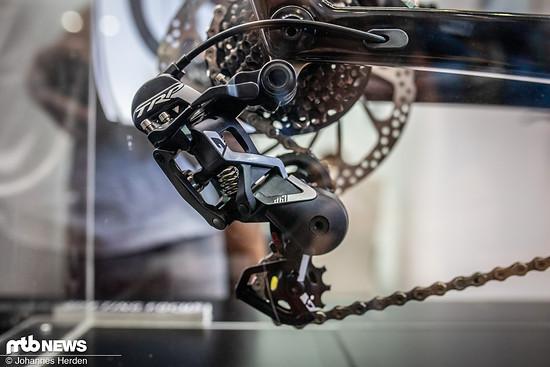 TRP bringt mit der DH7 eine Schaltung für Downhill und Bikepark auf den Markt.