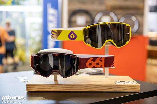 Die neuen SixSixOne Radia-Goggles sind in zwei verschiedenen Größen für einen Preis von 45 € erhältlich.