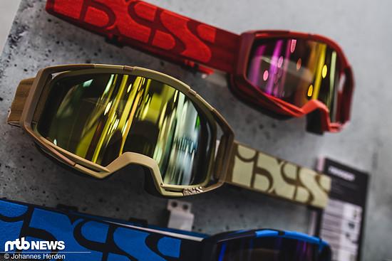 Die neuen iXS Trigger Goggles ...