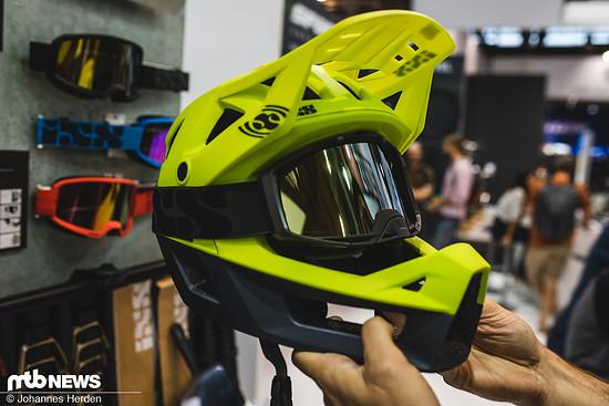 Der neue iXS Trigger Fullface Helm