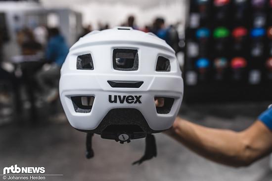 Das Einsteigermodell von Uvex ...