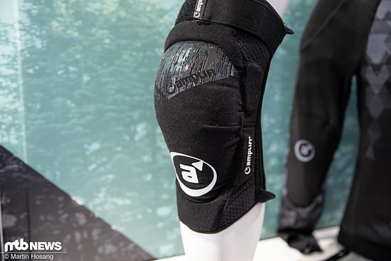 Die Amplifi Havok-Knie-Protektoren richten sich an Enduro- und Downhill-Fahrer die etwas mehr Sicherheit schätzen wissen
