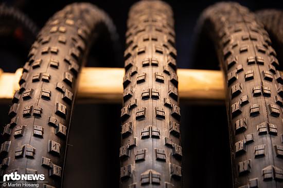 Zudem gibt es für 2020 den Trailbike und All-Mountain-Reifen Kenda Regolith in neuen, zusätzlichen Breiten.