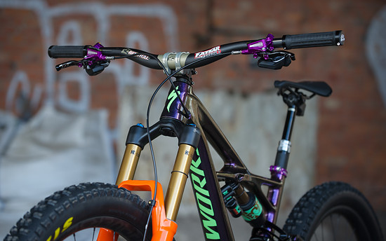 "Specialized Enduro sworks 2019 ""Jeannie"""