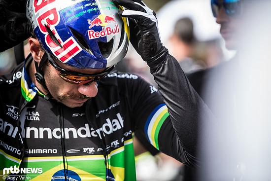 Henrique Avancini will unbedingt einen XC-Weltcup gewinnen