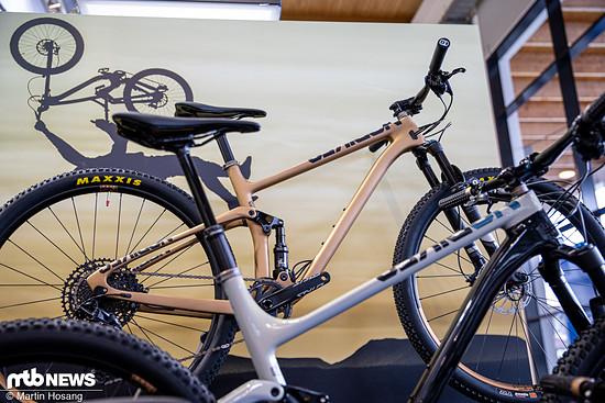 """Das NS Bikes Synonym rollt auf 29"""" Laufrädern und ist sowohl mit 120 mm als auch mit 100 mm Federweg erhältlich"""