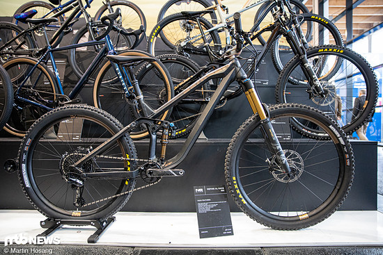 Das NS Bikes Define ist ab sofort auch als Aluminium-Variante in drei verschiedenen Federwegen und mit unterschiedlichen Laufradgrößen erhältlich