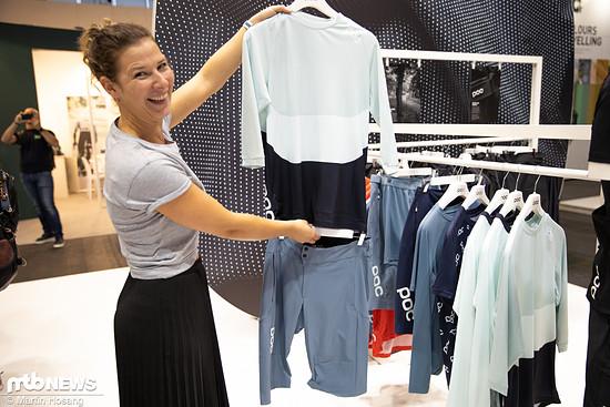Auch die Klamotten-Linie erstrahlt für 2020 in neuen Farben.