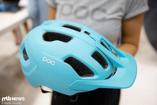 Auch der POC Axion Spin-Helm ist neu im Aufgebot der Schweden