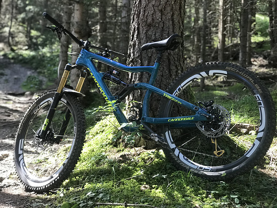 Cannondale Trigger  11