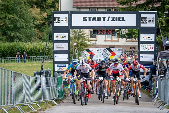 Das Rennen in Freudenstadt wird 2020 die deutschen Meister küren. Trotzdem gehört es zur Bundesliga-Serie.