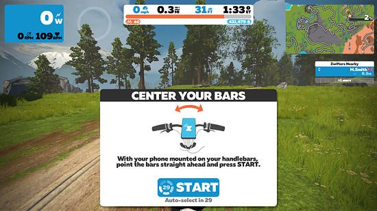 Die App nutzt dabei die Beschleunigungs-Sensoren des Smartphones.