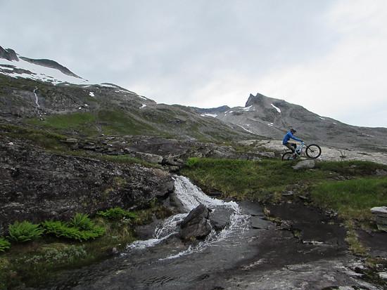 Singletrails entdecken in Norwegen