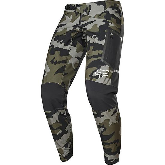 Perfekt geeignet für sehr kalte Tage: Die Fox Defend Fire-Hose.