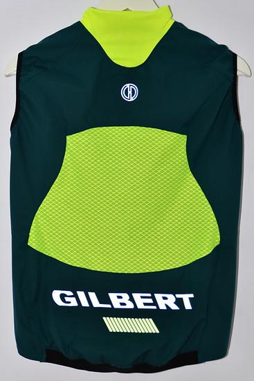 NeoShell vest back small