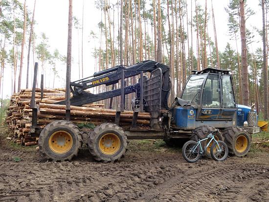 Wood Machine 2