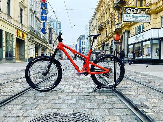 Yeti SB140 Custom built by BikeFeeling
