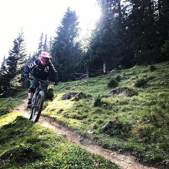 Davos Kloster - Weißfluhjoch  Trail: Meierhofertäli