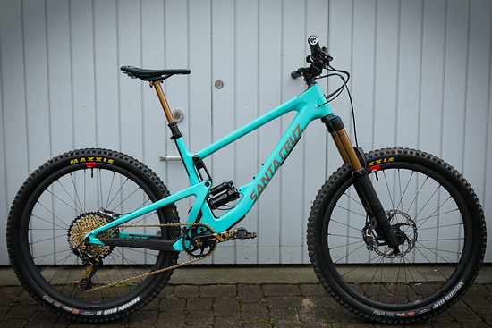 Das Santa Cruz Bronson von IBC-User everywhere.local